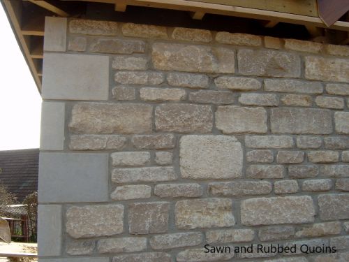 Purbeck Stone Copings & Dressed Quoins