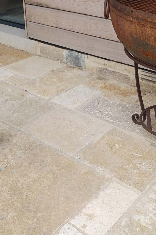 Purbeck Riven Paving