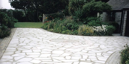 Purbeck Crazy Paving