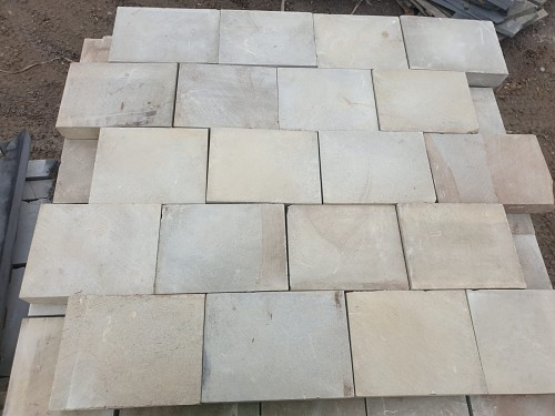 Sawn Mixed Tone York Pavers 120m2 Available