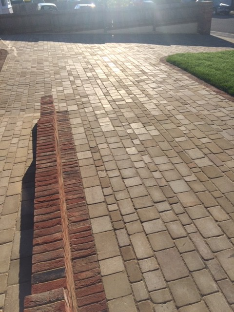 York Rustic Tumbled Pavers 200 SQM available